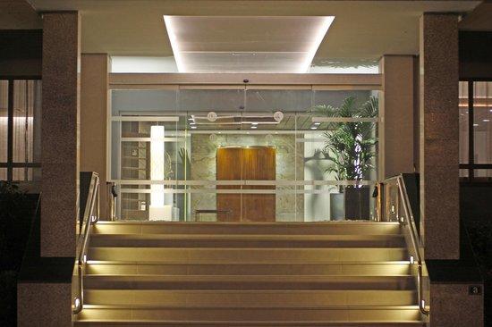 Caballero Hotel: Entrada