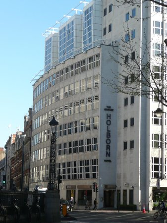 Grange Holborn Hotel: View of hotel