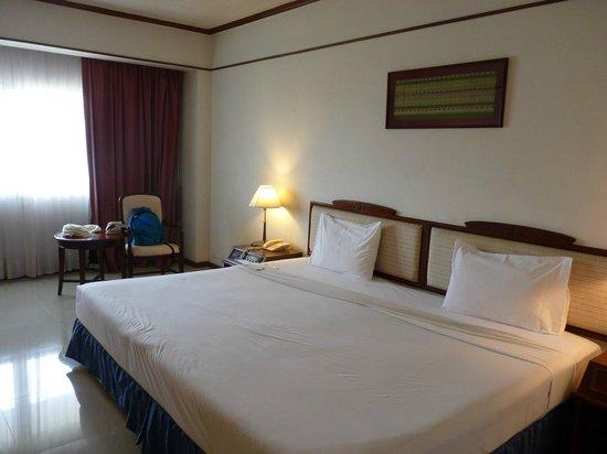 Mercure Chiang Mai: chambre
