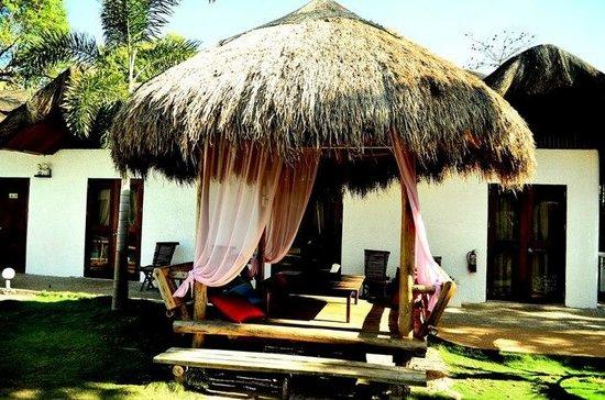 Sunz En Coron Resort: nipa hut