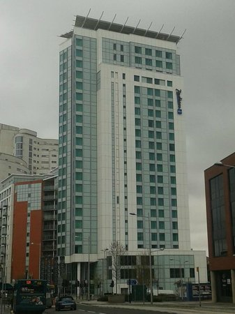 Radisson Blu Hotel Cardiff Car Parking