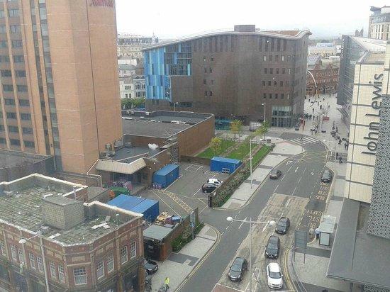Radisson Blu Cardiff Car Park