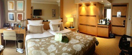 Jumeirah Lowndes Hotel: Standard bedroom