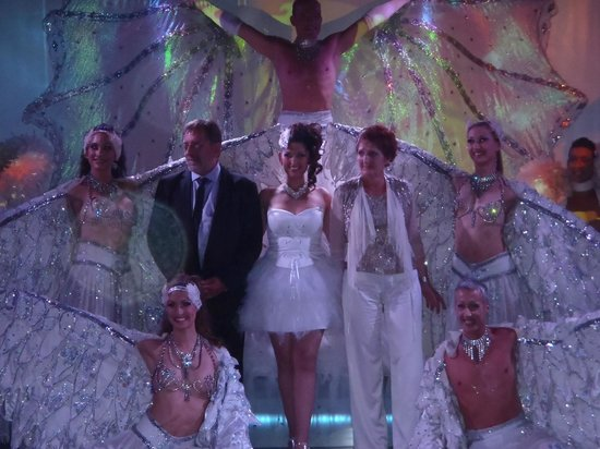 Cabaret MP Show : Bravo les artistes !