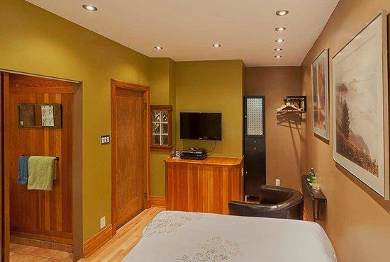 A la Carte Bed & Breakfast : Remodelled Mother Nature Room