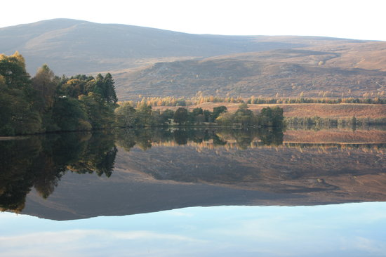 Slemish B&B: Loch Alvie by Kevin