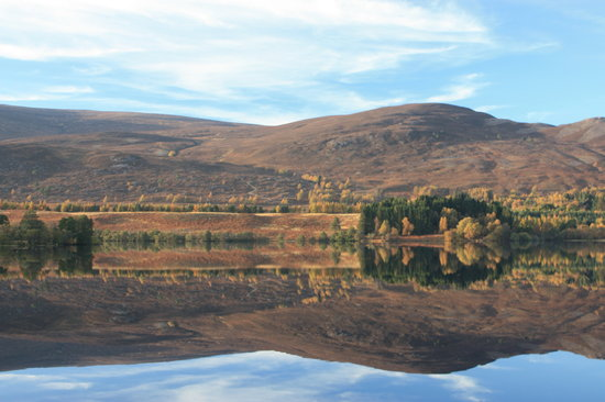 Slemish B&B: Loch Alvie by our guests