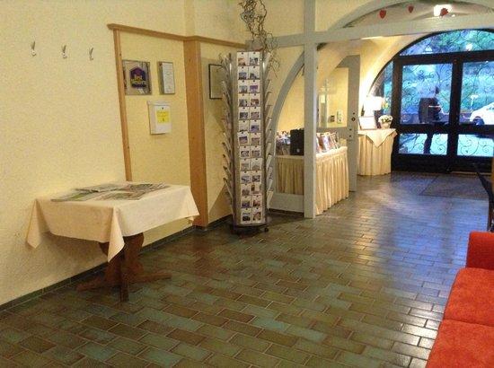 BEST WESTERN PLUS Hotel Schwarzwald Residenz: ingresso