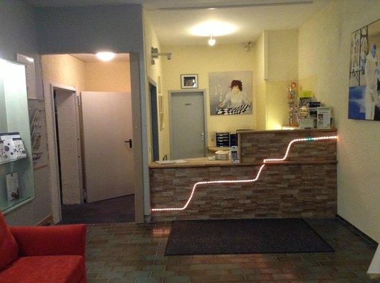 BEST WESTERN PLUS Hotel Schwarzwald Residenz: reception