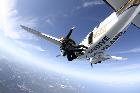 Skydive Long Island