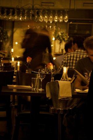 Brasserie Blanche : Bar