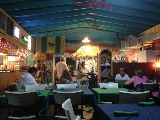 El Eden: Such a lovely place to eat