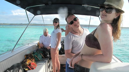 Caribbean Emerald Yacht Charter - Day Tours: Fund day with Captain Vincent