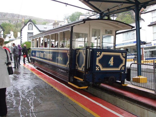 Bryn-Y-Mor Hotel: The Great Orme Tramway