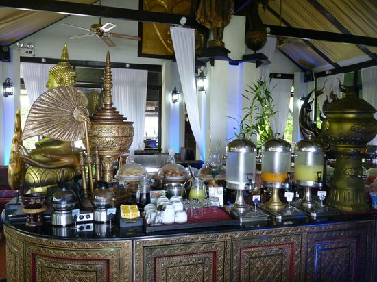 Boomerang Village Resort: petit dejeuner