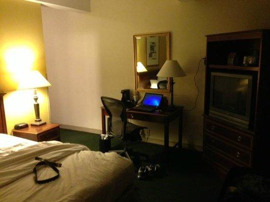 LaGuardia Airport Hotel : Room