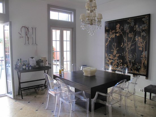 Lapa 82 - Boutique Bed & Breakfast: dining area