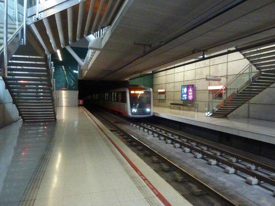 Metro de Bilbao: Ansio (BEC)