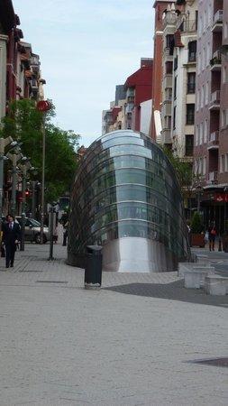 Bilbao subway system (Metro Bilbao): Barakaldo