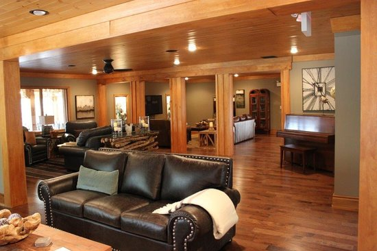 Trillium Resort and Spa: lodge