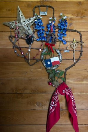 Southwind Bed and Breakfast: Welcome to Texas