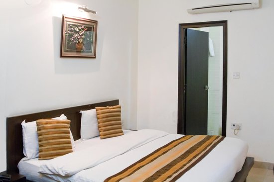 Hotel Delhi Aerocity: Deluxe Room