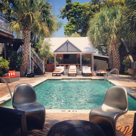 Truman Hotel: piscine