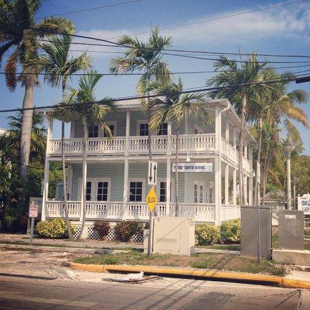 Truman Hotel: maison