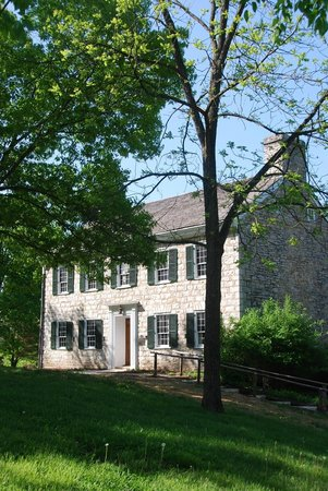 The Historic Daniel Boone Home at Lindenwood Park (Defiance) - 2018 ...