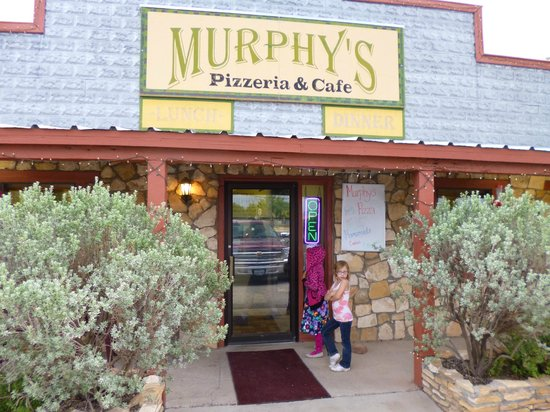 Murphy's Pizzeria & Cafe: May 2013