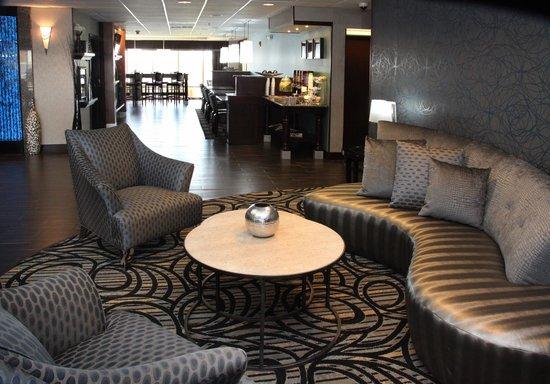 Hampton Inn Rolla: Lobby