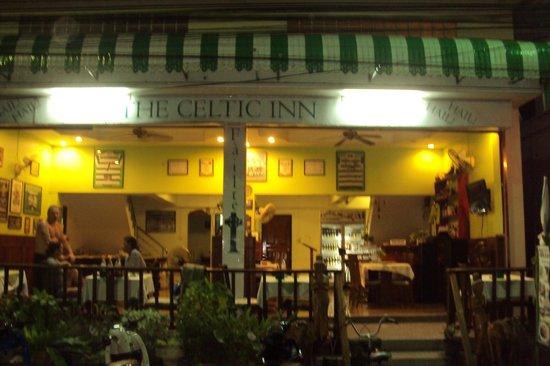 ذا سيليك إن: The Celtic Inn
