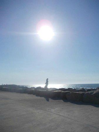 Hotel PraiaGolfe: beach