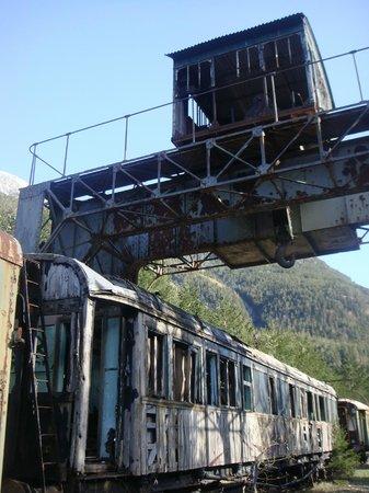 Estación Internacional de Canfranc: Alrededores