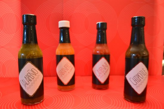 Holy Guacamole Fresh Mex: Our Signature Sauces