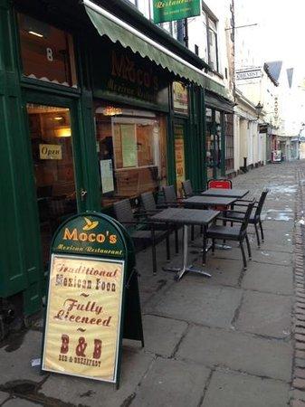 Mokos Mexican Restaurant: Mocos Mexican