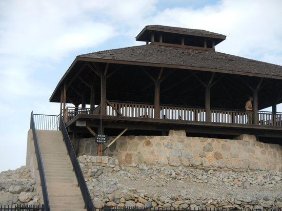 Yuma Territorial Prison State Historic Park: The Guard Tower