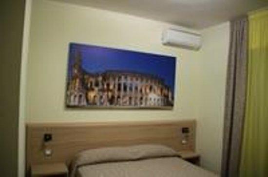 Sogno di Roma: camera