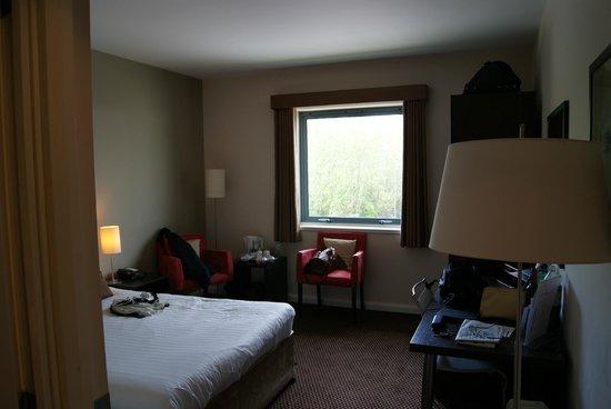 โรงแรมอินเตอร์เนชั่นนั่ลโฮเต็ลเทลฟอร์ด: Hotel room