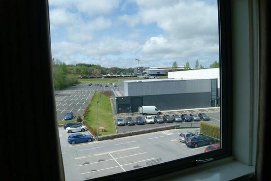 โรงแรมอินเตอร์เนชั่นนั่ลโฮเต็ลเทลฟอร์ด: View