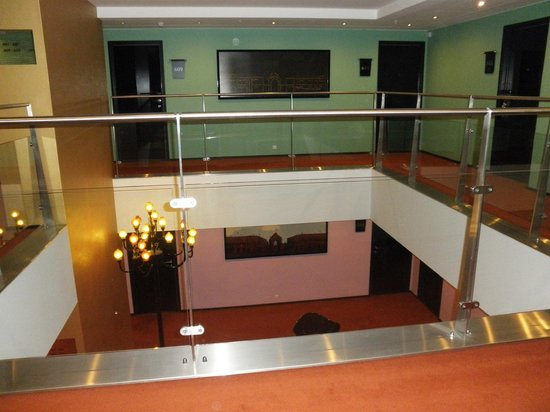Tivoli Hotel : våningar