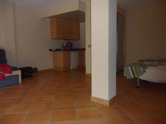 Occidental Cala Vinas: Very big family room