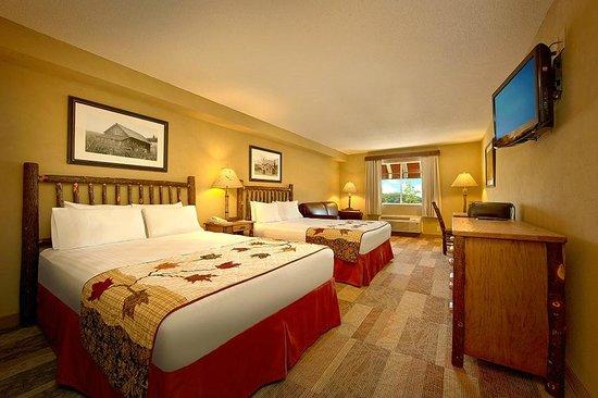 Oak Tree Lodge: Great Rooms :)