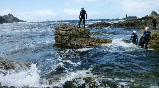 Coasteering NI - Private Tours: it doesnt get any better than this