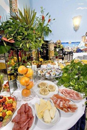 Hotel Genzianella: il nostro buffet