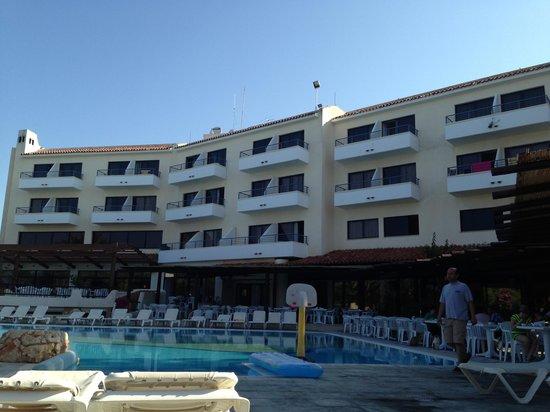 بافوس جاردنز هوليداي ريزورت: Hotel