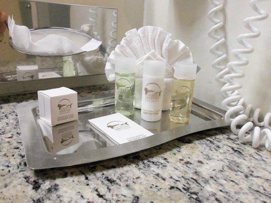 Grand Sirenis Riviera Maya Resort & Spa : Bathroom Amenities