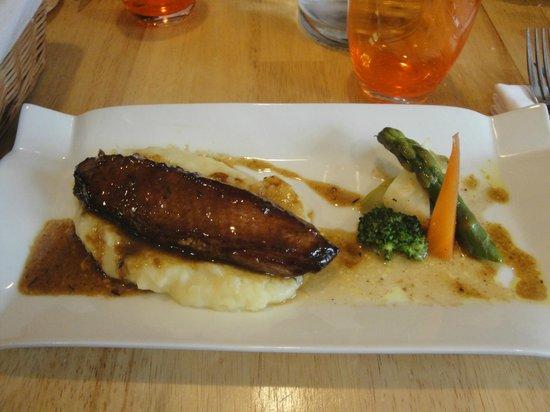 La Cuisine du Monstre: Filet d'oie