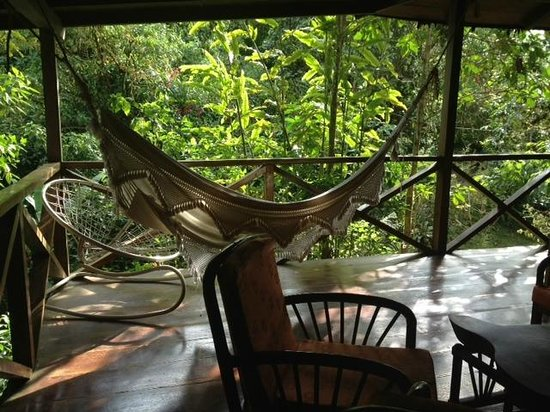 Pachijal Reserva Ecologica: zona relax