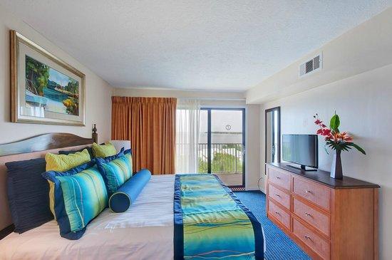Bay Club of Sandestin: Master Bedroom